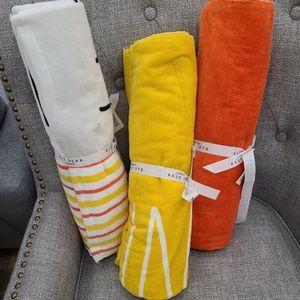 Rae Dunn Beach Towels